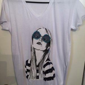 Women T-shirt , S, M size